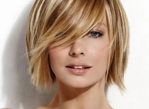 Hairstyles For 2015 Awesome Longbangsbob 500×366  Cortes Pinterest  Long Bangs