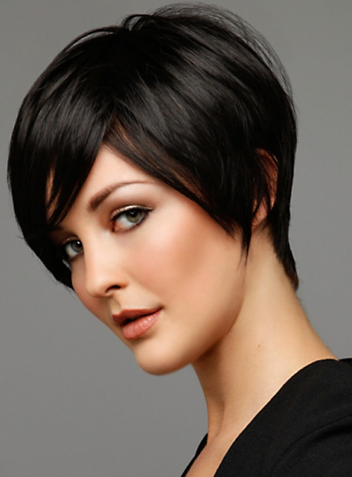'Long' pixie cut