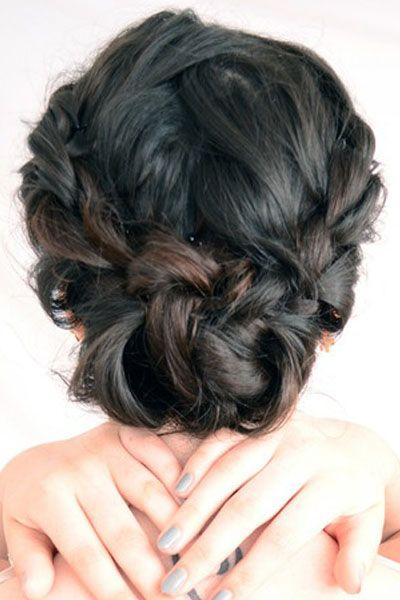 Loose braids knots