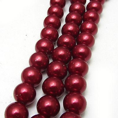 Marsala pearls