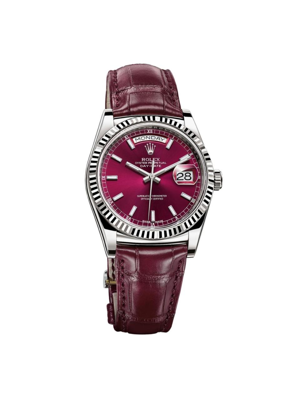 Marsala watch