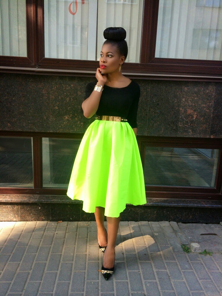 To acquire Yellow Neon skater skirt pictures pictures trends
