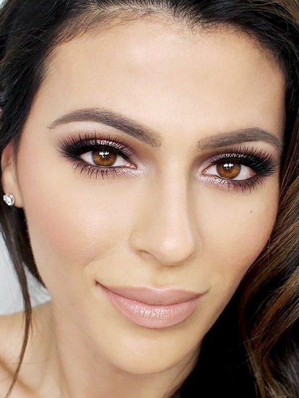 17 Best Light Smoky Eye Makeup Tutorials For Summer