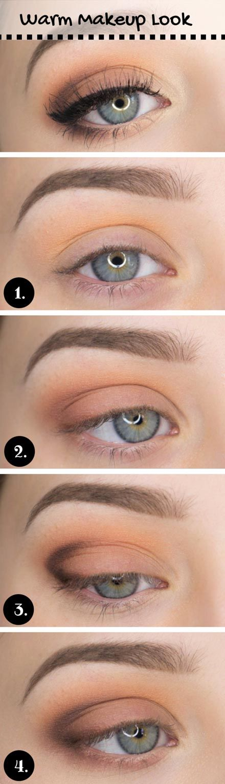 17 Best Light Smoky Eye Makeup Tutorials For Summer Styles Weekly