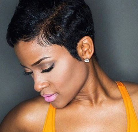 Terrific 24 Stunning Short Hairstyles For Black Women Styles Weekly Hairstyles For Women Draintrainus