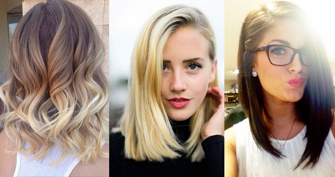 Shoulder Length Hair Ideas