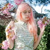 Sweet Cotton Candy Hair Color