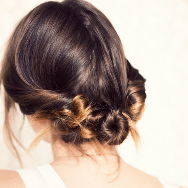 22 Creative Hair Knots Styles Weekly