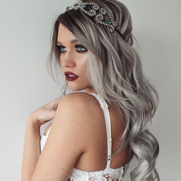 Trendy Grey Hair
