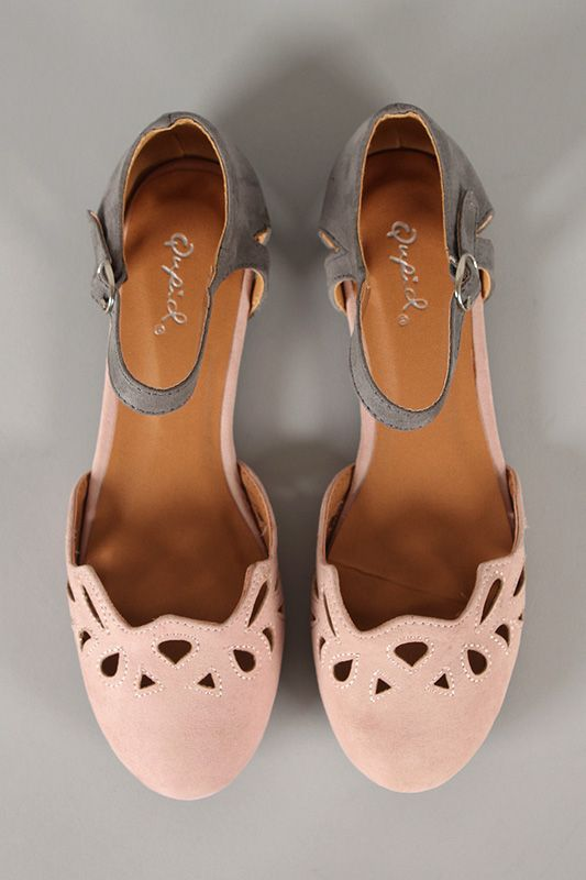 Two-tone flats