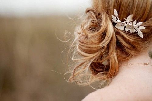 Vintage hair pieces