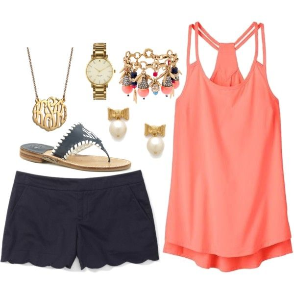 Cute Summer Outfit Idea