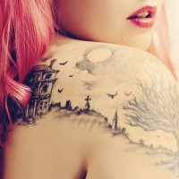 Fashionable Tattoos
