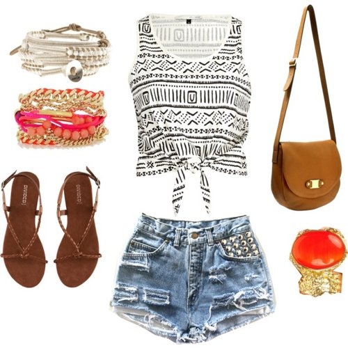 Lively Summer Outfit