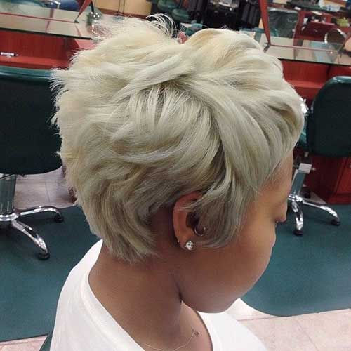 20 Great Short Hairstyles For Thick Hair Styles Weekly