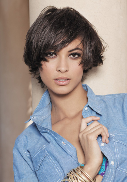 Outstanding 20 Great Short Hairstyles For Thick Hair Styles Weekly Short Hairstyles Gunalazisus
