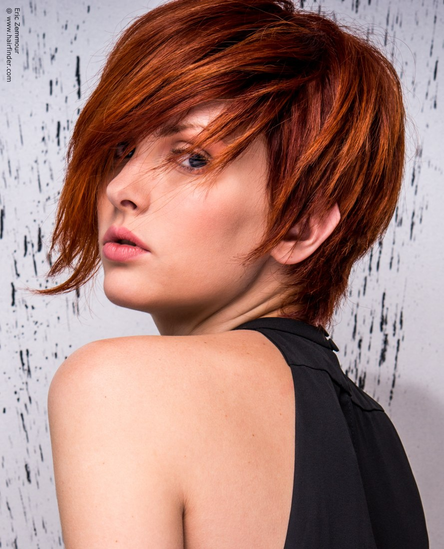 Wondrous 20 Great Short Hairstyles For Thick Hair Styles Weekly Short Hairstyles Gunalazisus