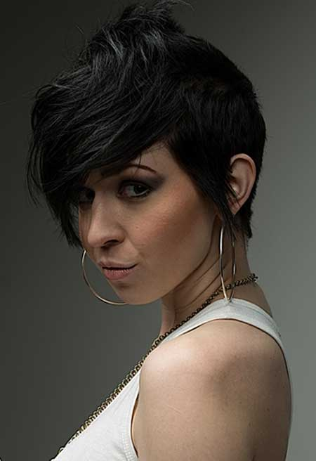 Astonishing 20 Great Short Hairstyles For Thick Hair Styles Weekly Hairstyles For Women Draintrainus