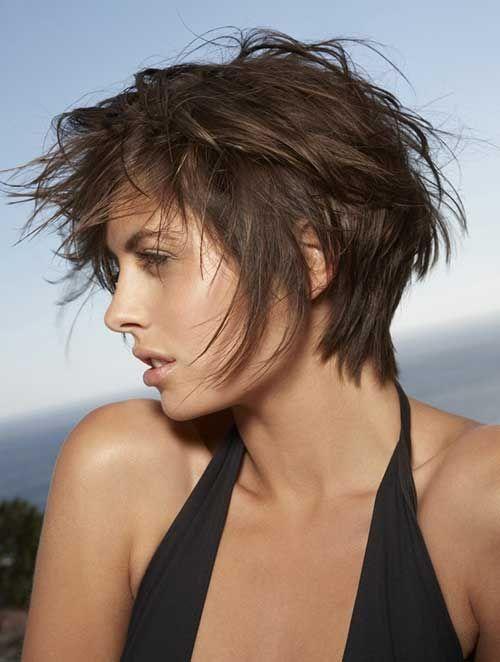 20 Short Sassy Shag Hairstyles
