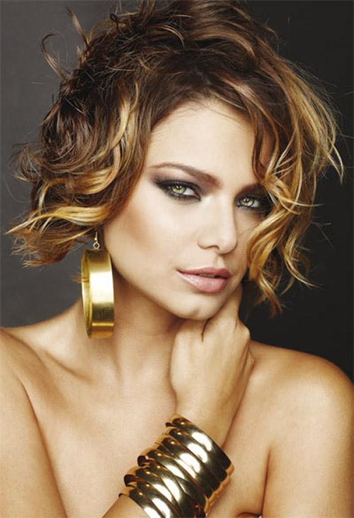 Cool 21 Alluring Short N Wavy Hairstyles Styles Weekly Hairstyles For Women Draintrainus