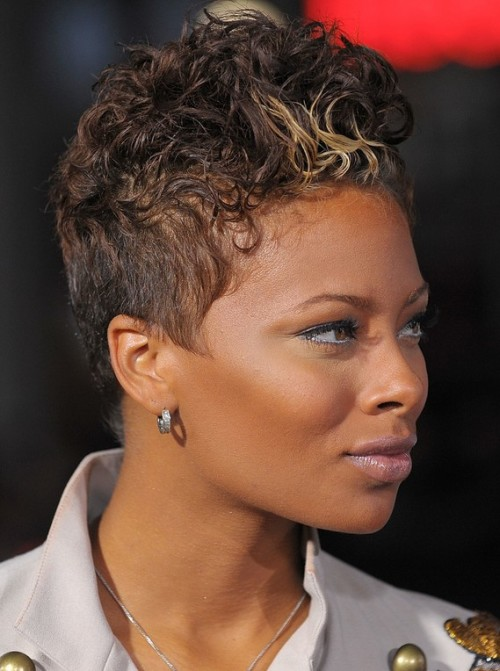 Phenomenal 21 Alluring Short N Wavy Hairstyles Styles Weekly Short Hairstyles For Black Women Fulllsitofus