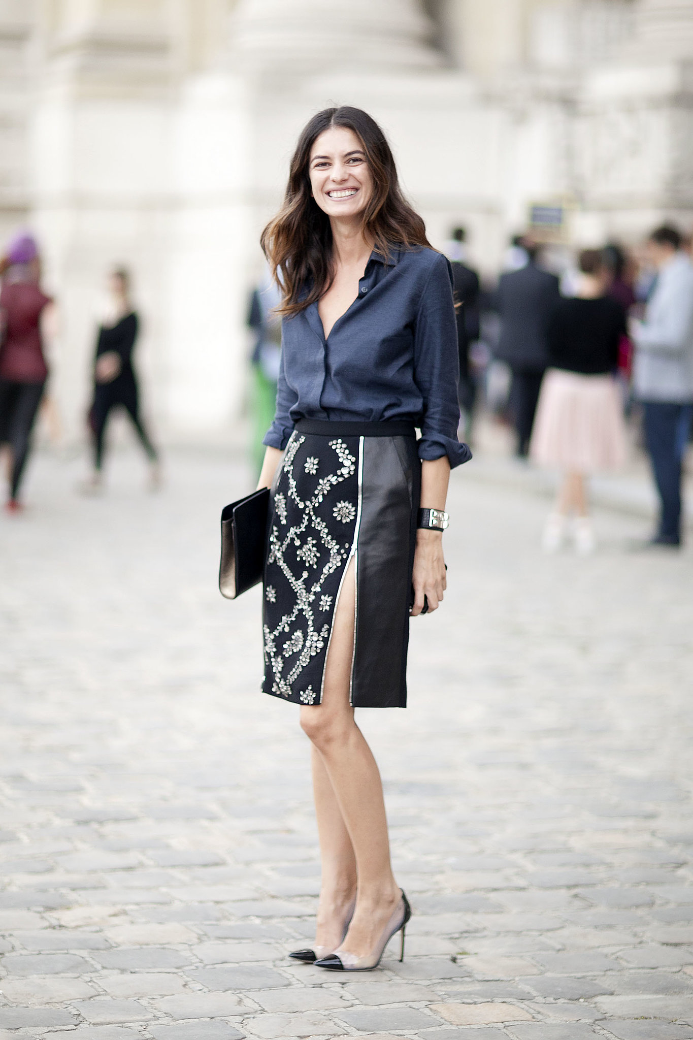 21 Fabulous Ways to Rock 'the Slit' This Fall