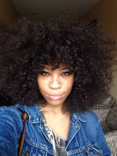 20 Glorious Big And Curly Natural Hairstyles Styles Weekly
