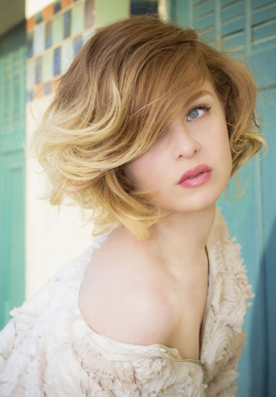 Excellent 21 Amazing Ombre Hairstyles Styles Weekly Hairstyles For Women Draintrainus