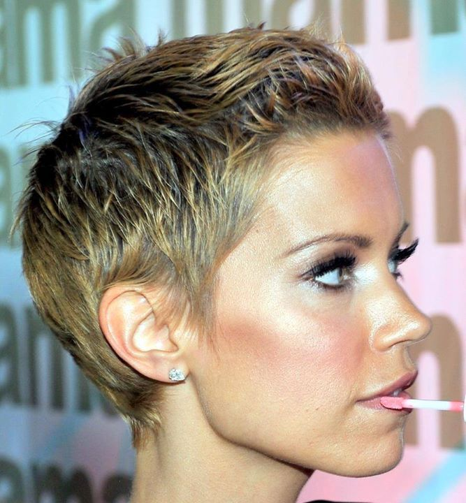 Phenomenal 21 Gorgeous Super Short Hairstyles For Women Styles Weekly Short Hairstyles Gunalazisus
