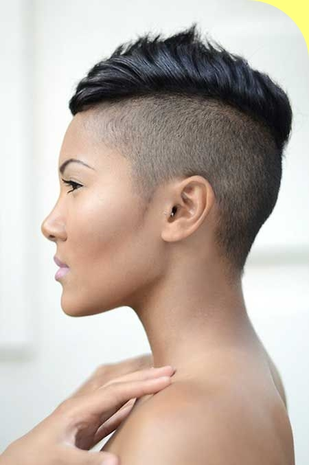 Prime 21 Gorgeous Super Short Hairstyles For Women Styles Weekly Short Hairstyles For Black Women Fulllsitofus