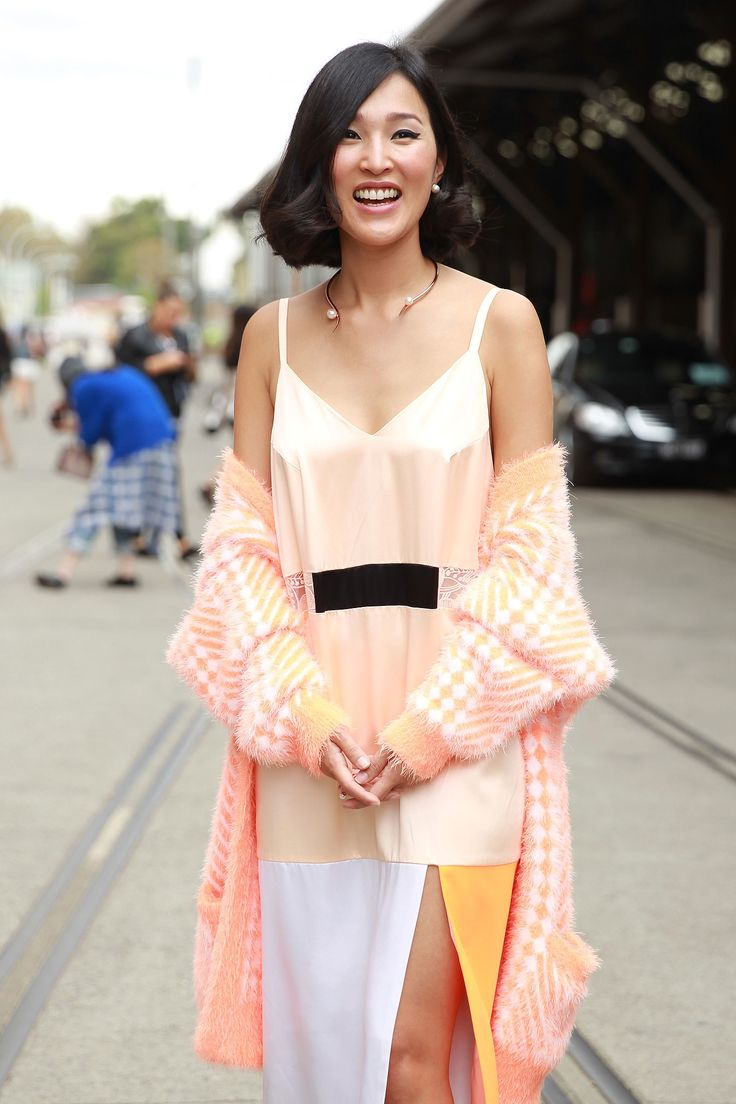 22 Ways to Make a Slip Dress Work for You