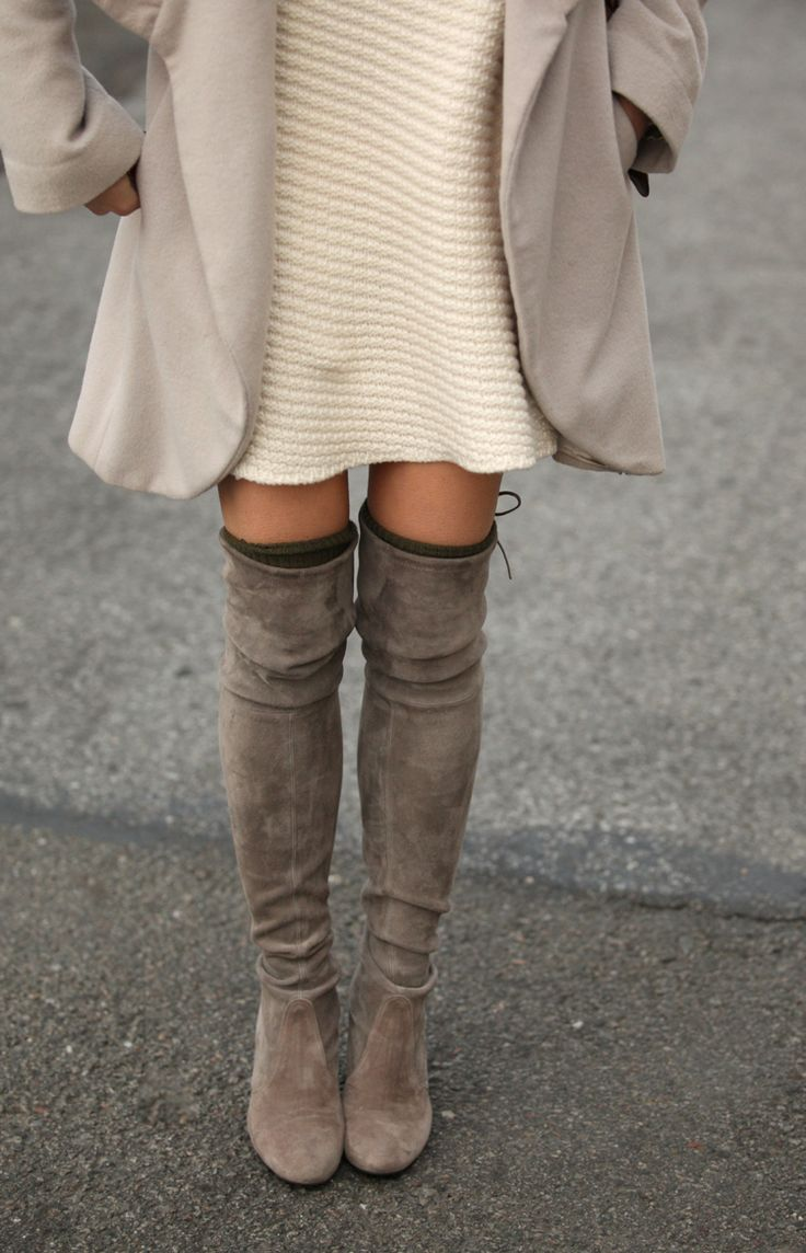 22 Ways to Wear Suede This Fall/Winter