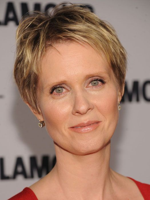 23 Great Short Haircuts for Women Over 50