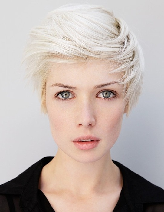 Brilliant 23 Cute Short Hairstyles With Bangs Styles Weekly Short Hairstyles Gunalazisus