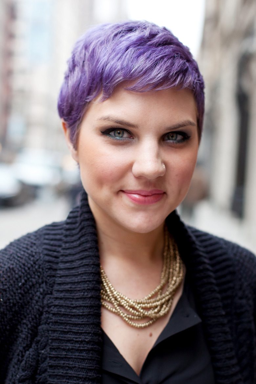 23 Cute Short Hairstyles With Bangs - crazyforus