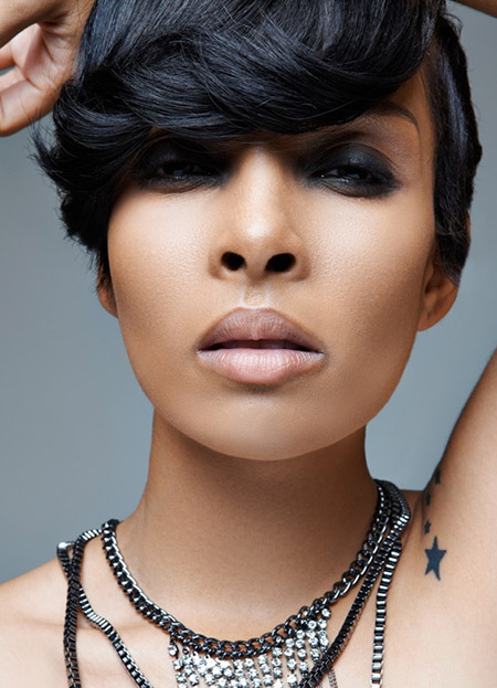 Fabulous 23 Cute Short Hairstyles With Bangs Styles Weekly Short Hairstyles For Black Women Fulllsitofus