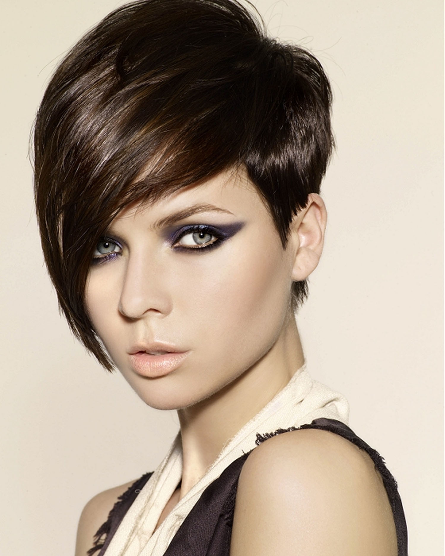 Fantastic 23 Cute Short Hairstyles With Bangs Styles Weekly Short Hairstyles Gunalazisus