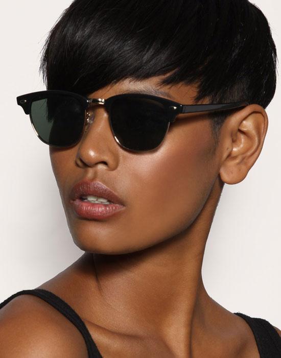 Fantastic 23 Must See Short Hairstyles For Black Women Styles Weekly Hairstyles For Men Maxibearus