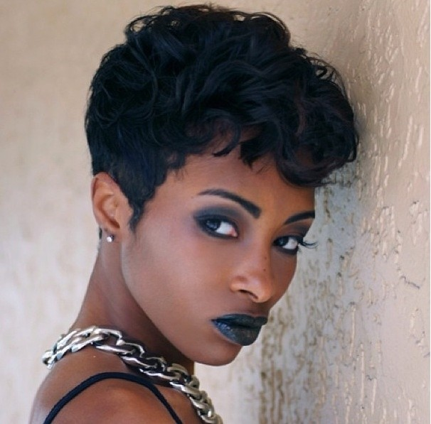 Incredible 23 Must See Short Hairstyles For Black Women Styles Weekly Hairstyle Inspiration Daily Dogsangcom