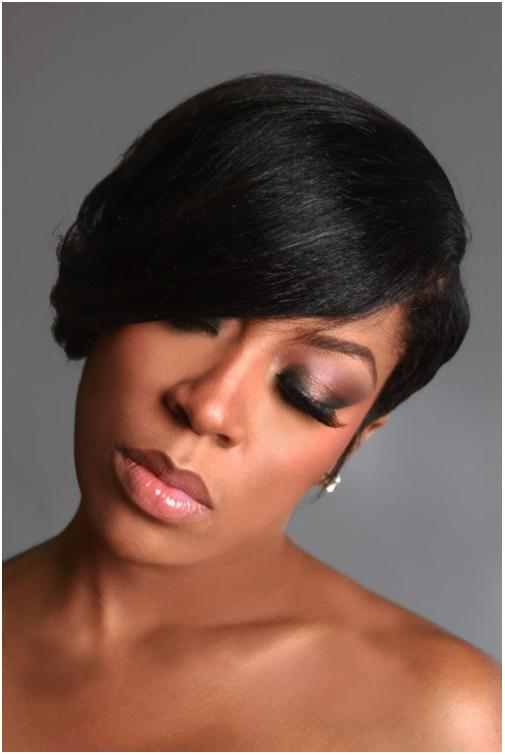 Trendy Short Hairstyles For Black Women 19 Photo
