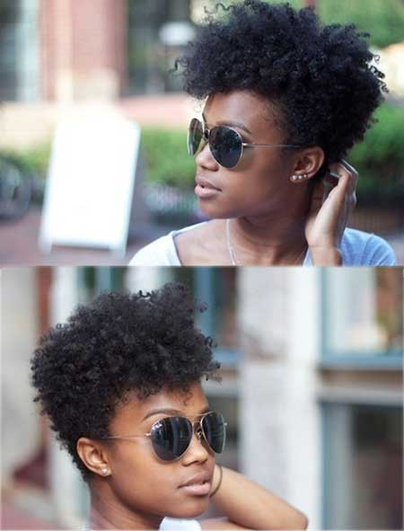Cool 23 Must See Short Hairstyles For Black Women Styles Weekly Hairstyles For Men Maxibearus