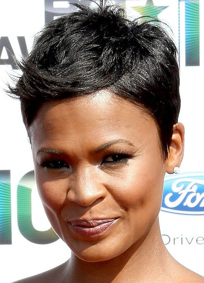 Excellent 23 Must See Short Hairstyles For Black Women Styles Weekly Hairstyle Inspiration Daily Dogsangcom