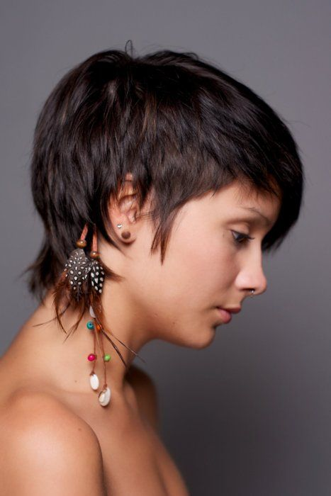 24 Really Cool-Looking Short Hairstyles for Summer