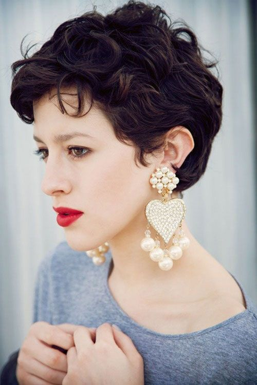 Wondrous 24 Cool And Easy Short Hairstyles Styles Weekly Short Hairstyles Gunalazisus