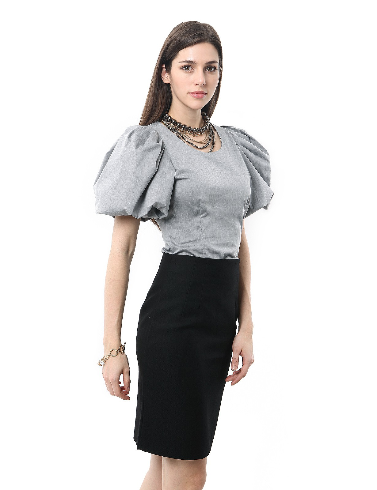 Winter  Fashion Styles Skirts And Blouses