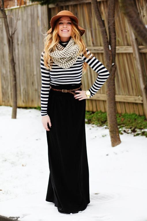 25 Stunning Winter Fashion Trends