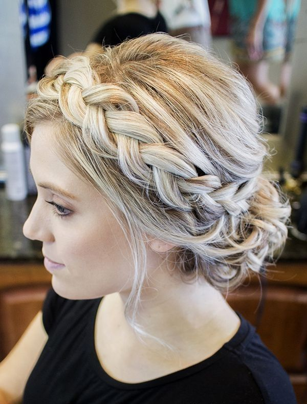 braided hairstyles for prom : 16 Breathtaking Braided Hairstyles You Must Love Styles Weekly