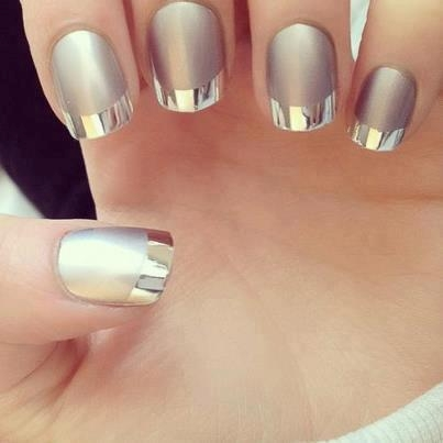 nail - 15 Fashionable French Tip Nail Designs Styles Weekly