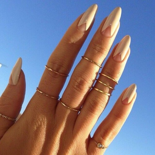 15 fashionable french tip nail designs styles weekly simple yet stylish nail design prinsesfo Image collections