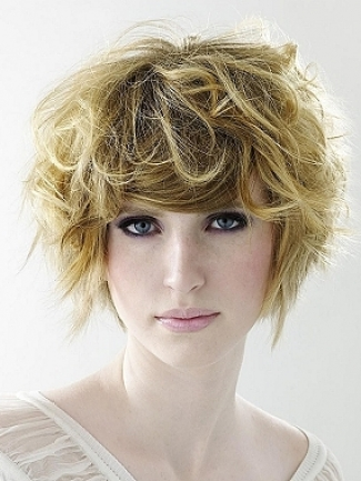 Brilliant 19 Chic Short And 39Messy39 Hairstyles Styles Weekly Short Hairstyles Gunalazisus
